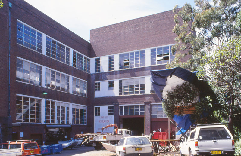 Caneite factory