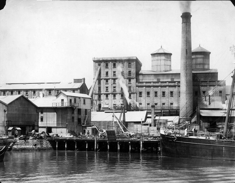 CSR works, 1892