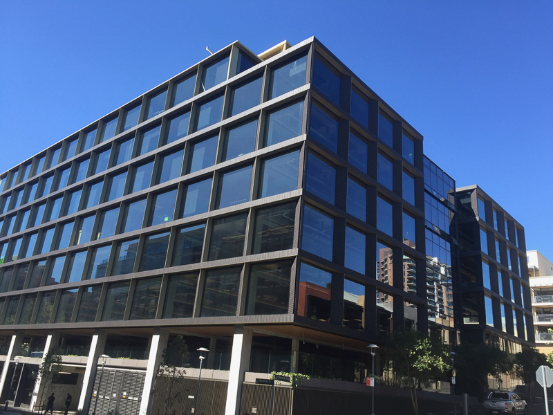 21 Harris Street in 2020
