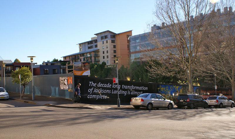 21 Harris Street in 2012