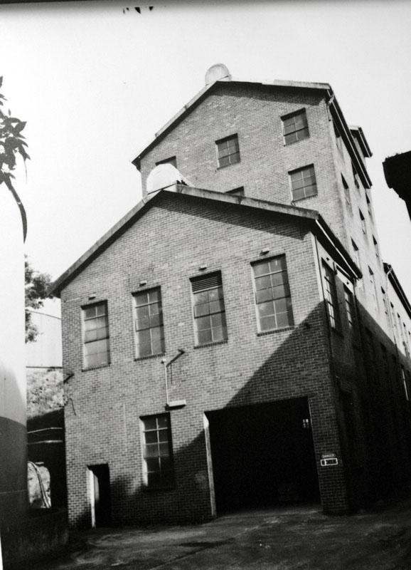 Char house