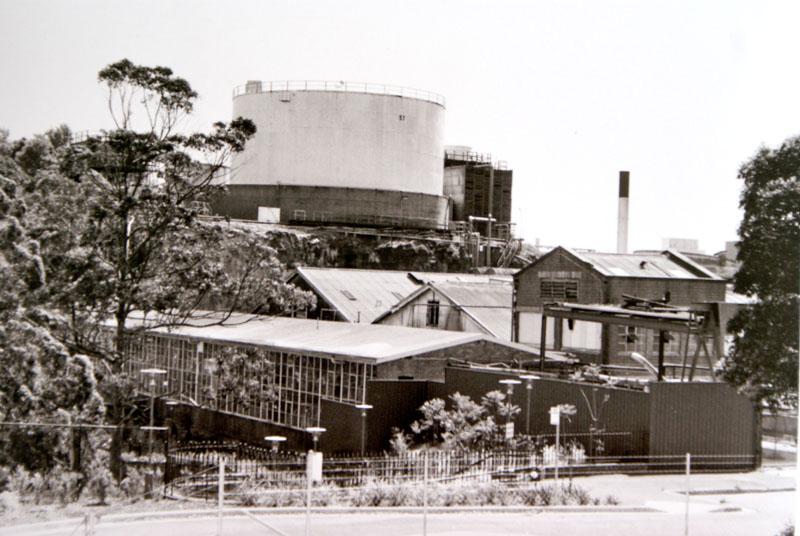 Distillery Hill