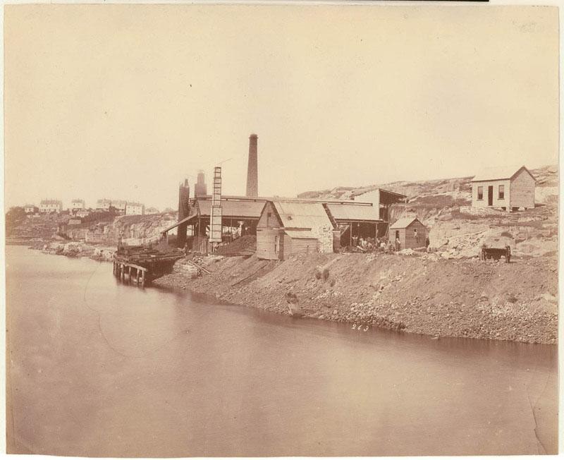 City Iron Works, Pyrmont
