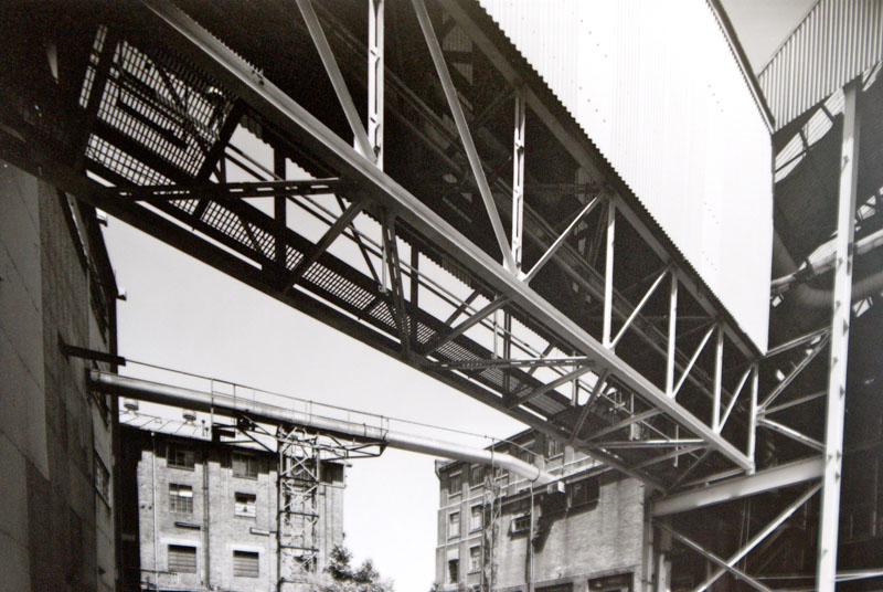 Bridge between boiler stations