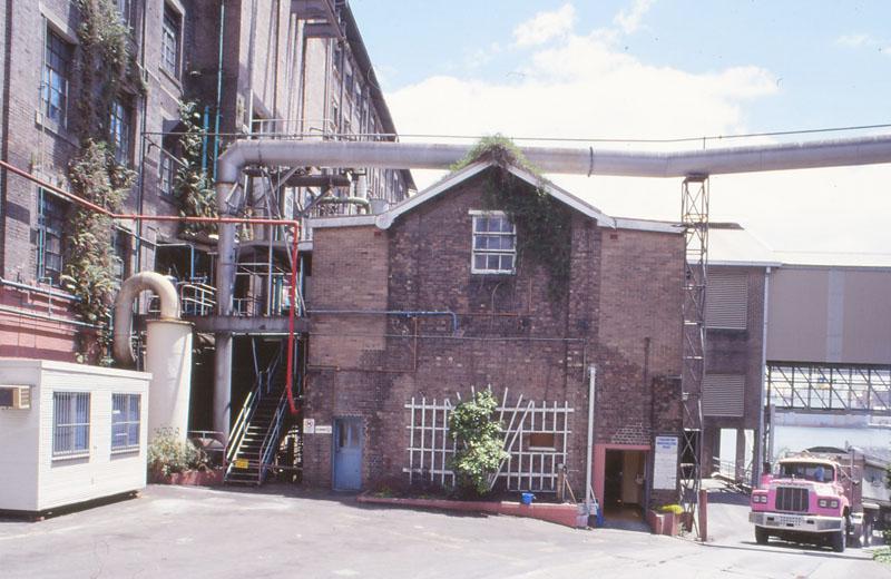 Low pressure boiler station