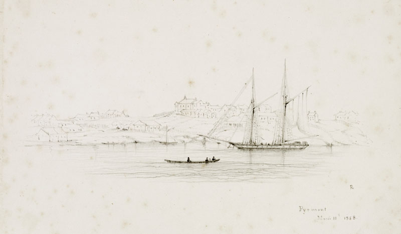 Pyrmont 1858