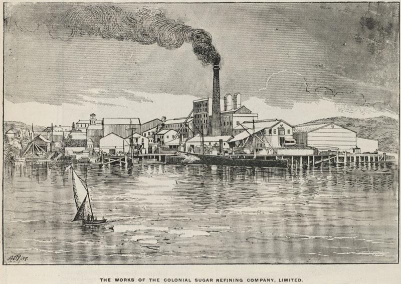 Refinery 1889