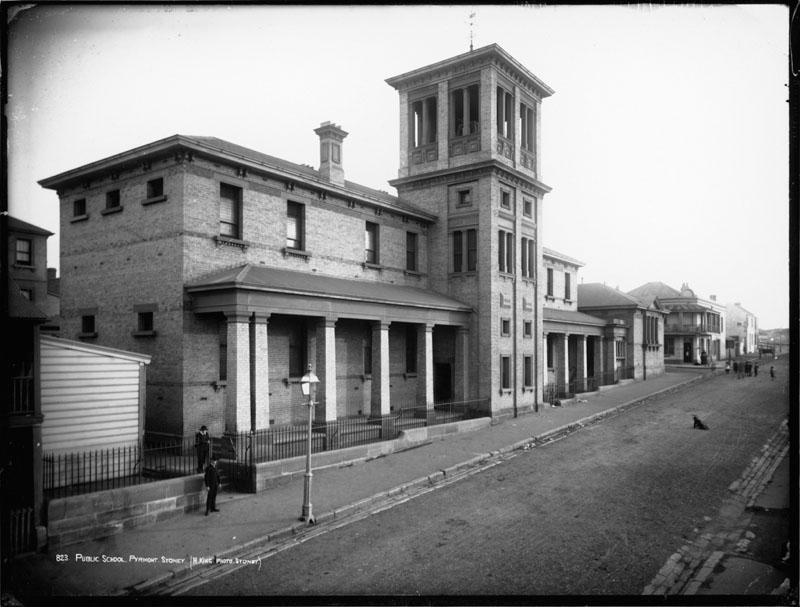 Pyrmont Public School 1900