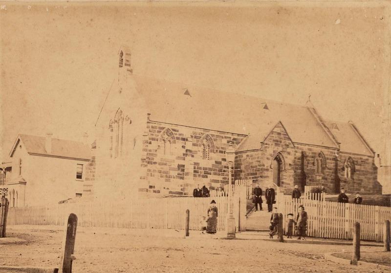 St Bartholomew's Church, 1870s
