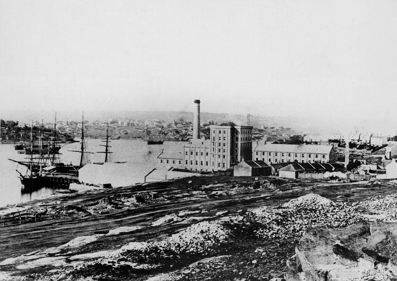 CSR works, circa 1880s