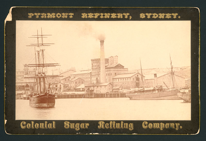 CSR Refinery, 1886