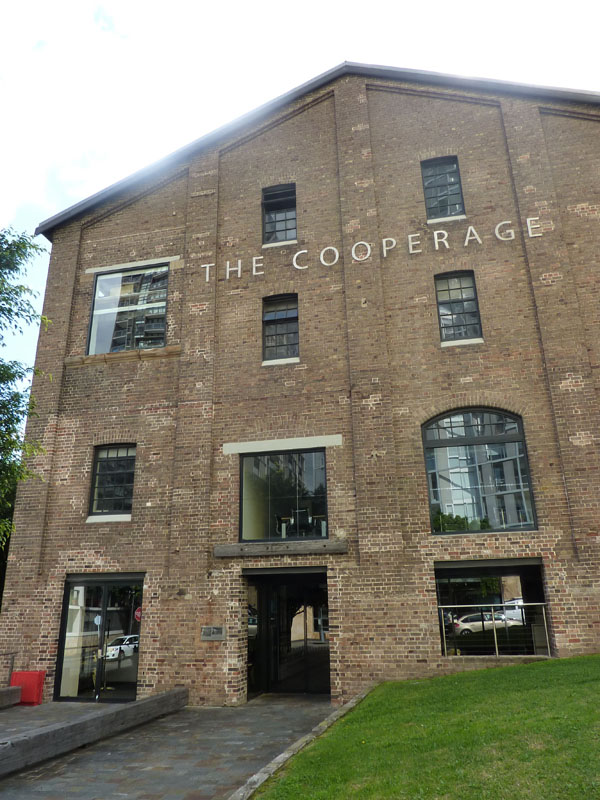 The Cooperage