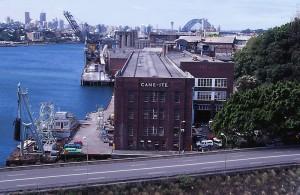 Cane-Ite factory