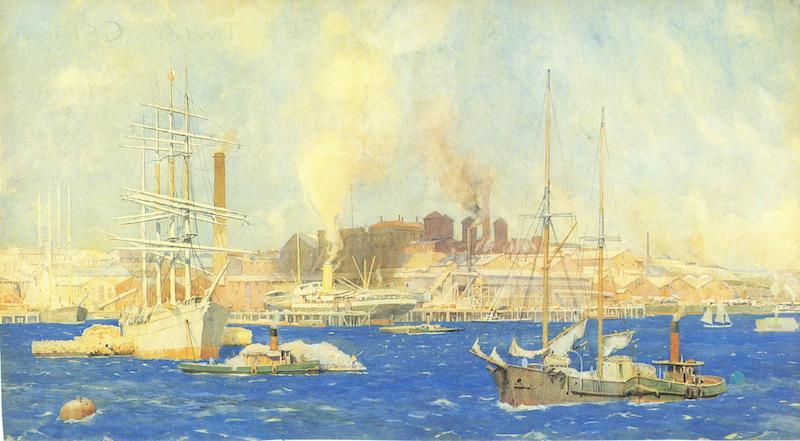 Tindall, CSR 1906-08